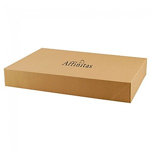 "Pop Up Apparel Box   Natural Kraft   15"" X 9.5"""