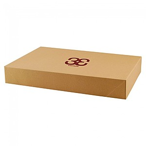 "Pop Up Apparel Box   Natural Kraft   17"" X 11"""