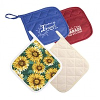 Quilted & Padded Pot Holder Trivet