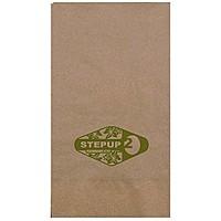 1 Ply Kraft Dinner Napkin 1/8 Fold