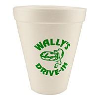 10 Oz. Foam Cups