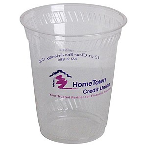 12 Oz. Clear Cup