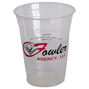 16 Oz. Clear Cup