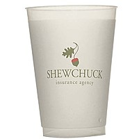 16 Oz. Frosted Unbreakable Cup
