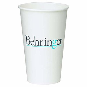 16 Oz. Hot Or Cold Paper Cup