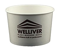16 Oz. Paper Food Container