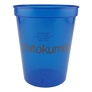 16 Oz. Smooth Color Translucent Cup