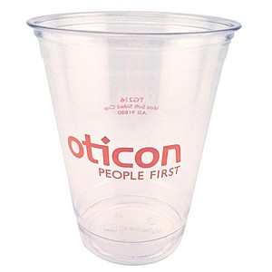 16 Oz. Soft Sided Cups