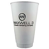20 Oz. Insulated Paper Cup