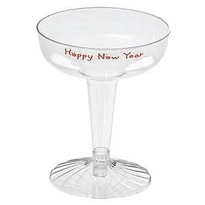 4 Oz. Two Piece Champagne Glass