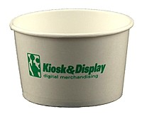 6 Oz. Paper Food Container