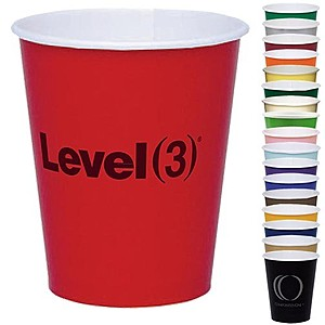 Colorware 9 Oz. Paper Cup