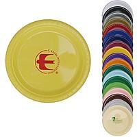 """Plastic Plates, 7"""" Round"""