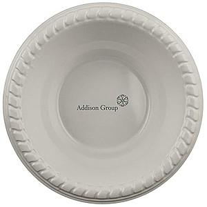 Premium White Plastic Bowl, 12 Oz.
