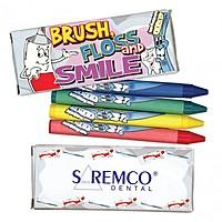 4 Pack Dental Crayon