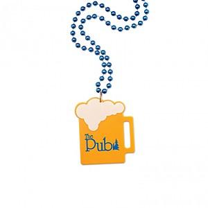 Beer Mug Medallion Beads