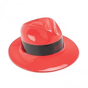 Gangster Hat   Red
