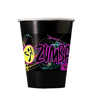 9 Oz. Paper Cup Full Color Digital Print