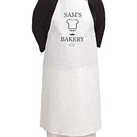 Disposable White Apron