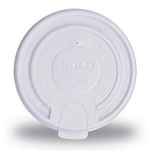8 Oz. Hot/Cold Paper Cup Tear Tab Lid