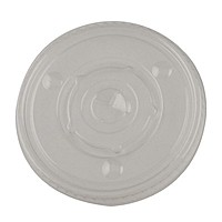 Straw Slotted Lid For 12 20 Oz. Economy Cups