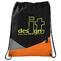 Mesh Non Woven Drawstring Bag