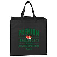 Jumbo 100g Non Woven Grocery Tote
