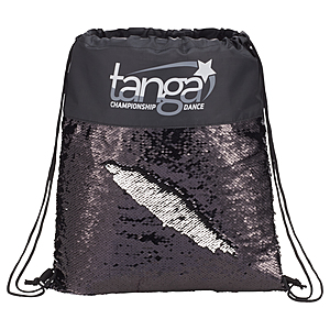 Mermaid Sequin Drawstring Bag