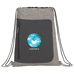 Reclaim Recycled Drawstring Bag