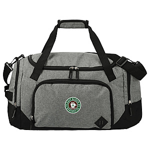 """Graphite 21"""" Weekender Duffel Bag"""