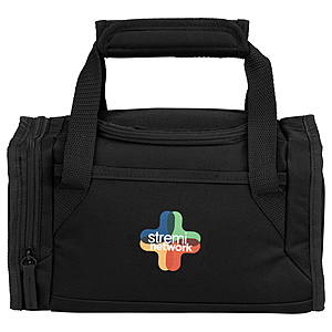 Duffel Bag 6 Can Lunch Cooler