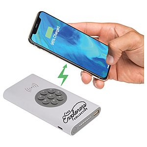 Ul Listed Blend 4000 M Ah Wireless Power Bank