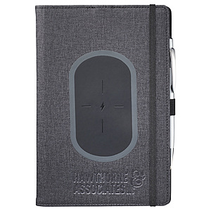 Walton Wireless Charging Refillable Journal Book