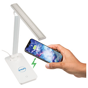 Range Wireless Charging Led Lamp