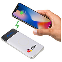 Constant 10000 M Ah Wireless Power Bank W/Display