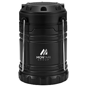 Pop Up 6 Led Bluetooth Speaker Lantern