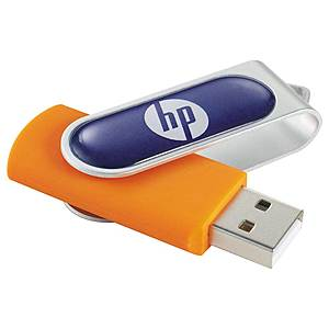 Domeable Rotate Flash Drive 2 Gb
