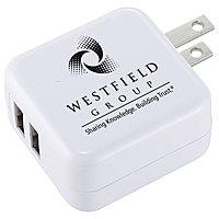 Ul Certified Dual Output Ac Adaptor