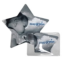 Star Lens Cloth In Pouch