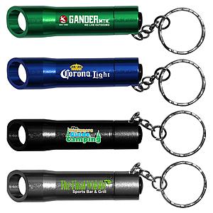 Led Light With Bottle Opener Key Chain