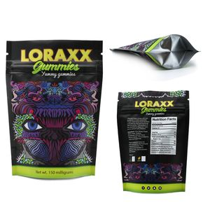 1/8oz Smell Proof Bag (4 Cp)