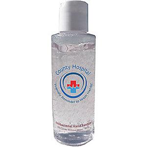 Hand Sanitizer Bottle , 4 Oz