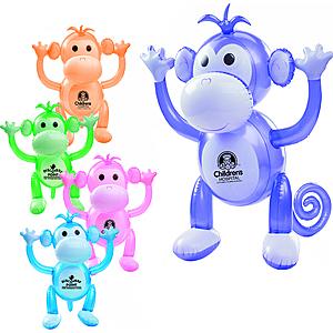 """24"""" Inflatable Monkey"""