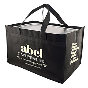 """Catering Tote 22"""" W X 14"""" D X 13"""" H"""