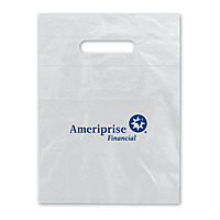 Fold Over Die Cut Bags 9 X 12