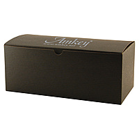 Fold Up Gift Box   Color Tinted Kraft 10 X 5 X 4