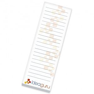 "Bic 3"" 9"" Non Adhesive Scratch Pad, 50 Sheet"