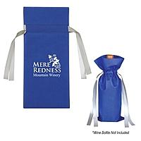Wine Bottle Non Woven Gift Bag