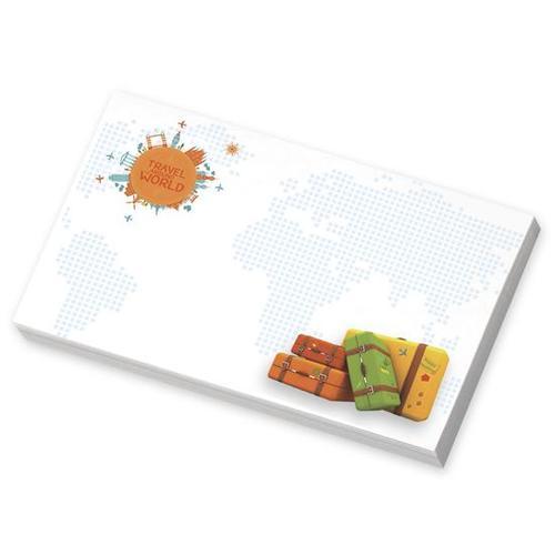 "Bic 5"" 3"" Adhesive Notepad, 25 Sheet"