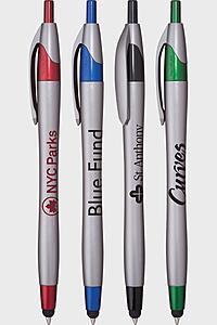 Javalina Steel Stylus Pen